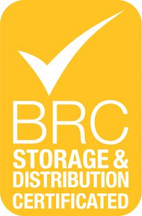 BRC Storage & Distribution Certificated_logo